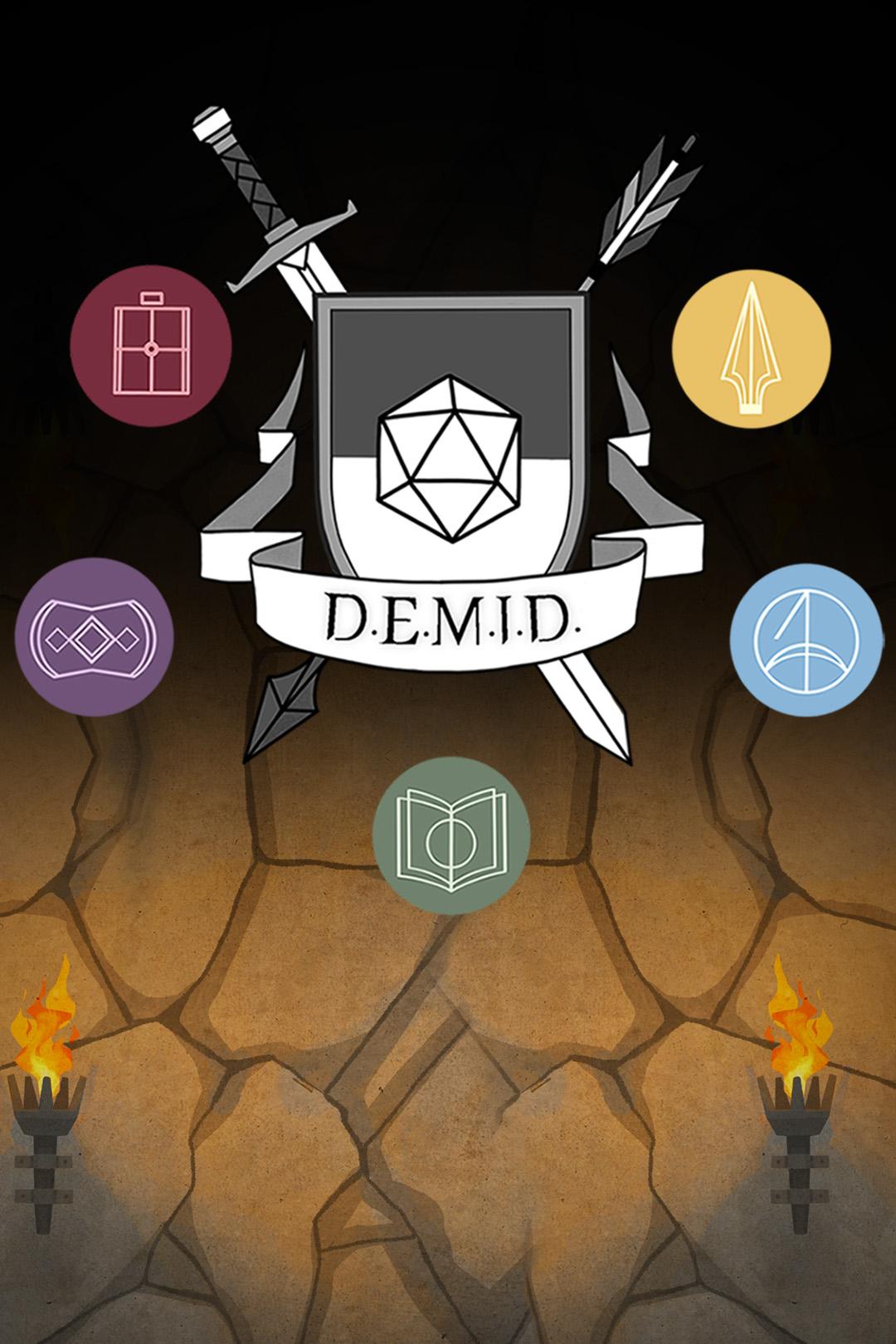 B4Pixel DEMID Das erste Mal im Dungeon