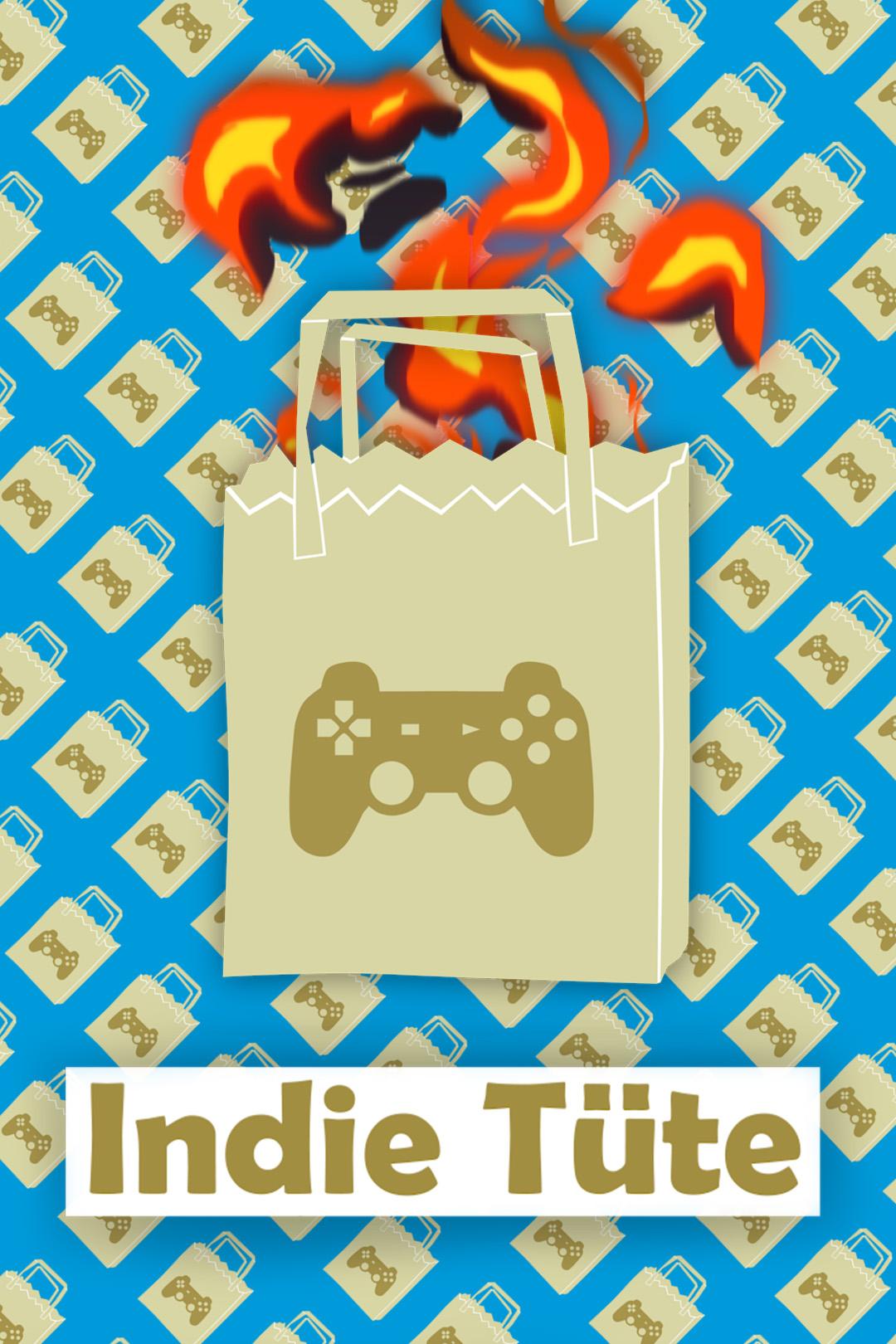Indie Tüte Indiegames Indie Spiele